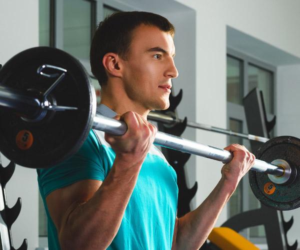 Основные мышцы теннисиста, которые развивает большой теннис