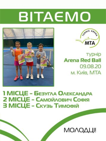 Турнир Arena Red Ball